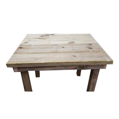 Wooden Garden Rustic Patio Table