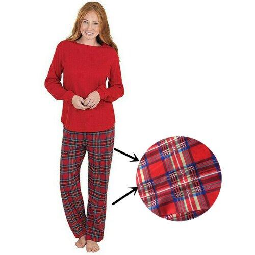 (Mom M) Family Matching Adult Christmas Pyjamas Xmas Nightwear Pajamas PJs Set Festive