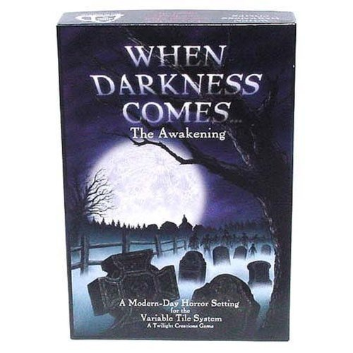 Twilight Creations When Darkness Comes The Awakening Board Game