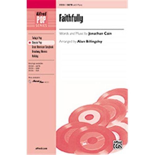 Alfred 00-35557 FAITHFULLY-STRX CD