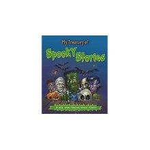 My Treasury of Spooky Stories - Used