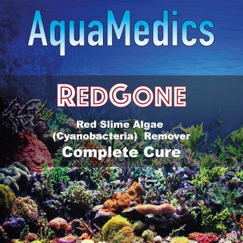 Cyanobacteria / Red Slime Algae Remover for Marine Aquarium Reef Tank