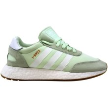 Adidas Iniki Runner Aero Green/Cloud White-Gum CQ2530 Women's