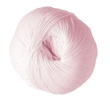 DMC Natura Yarn, 100% Cotton, Rose Layette N06