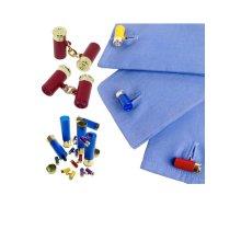 Simpsons Cartridge Cufflinks