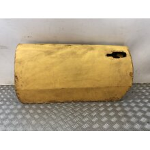 TRIUMPH SPITFIRE MK IV MK4 1973 DOOR BARE (FRONT PASSENGER SIDE) *SOLID* - Used