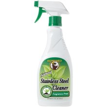 Howard Stainless Steel Cleaner, Natural Cleaning Products, Non Toxic, Eco Friendly Chemical Free Cleaning