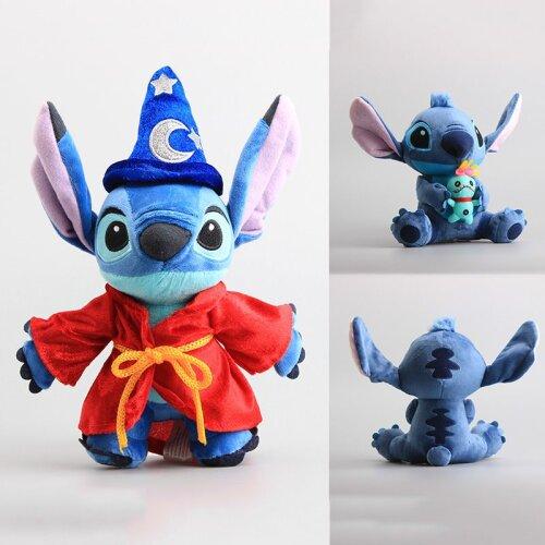 "9.6""Disney LILO & STITCH Plush Doll Stuffed Toy"