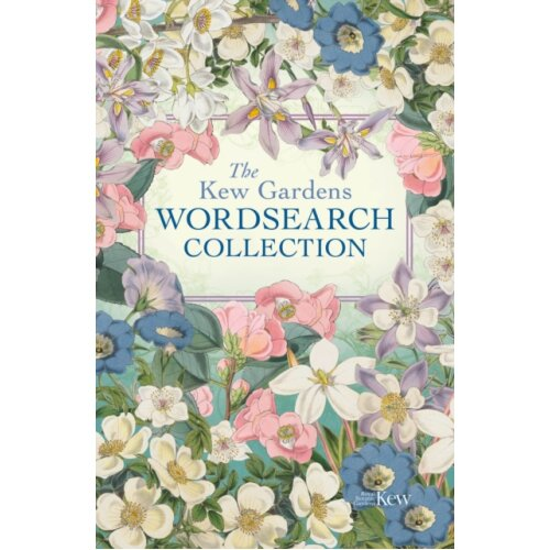 Kew Gardens Wordsearch Collection by Saunders & Eric