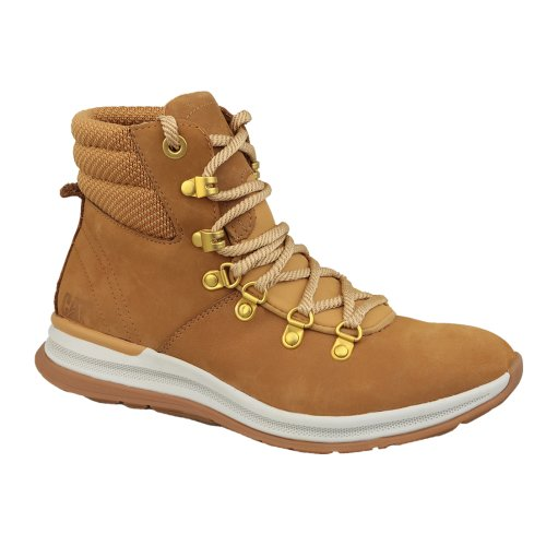 (5) Caterpillar Memory Lane P310659 Womens Brown trekking shoes