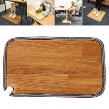 Electric Foot Feet Heating Warm Pad Heated Floor Carpet Mat for Office