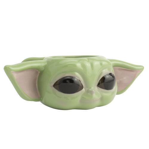 The Child 3D Shaped Mug Star Wars The Mandalorian Cup 350ml