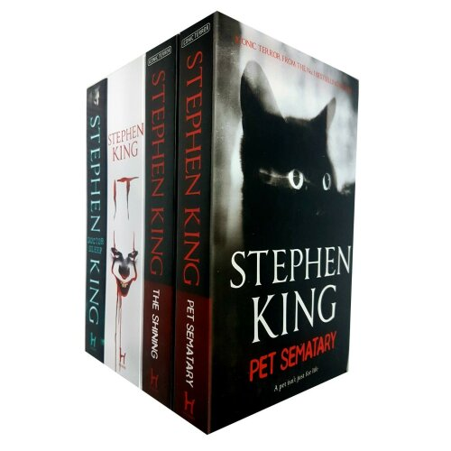 Stephen King Collection 4 Books Set