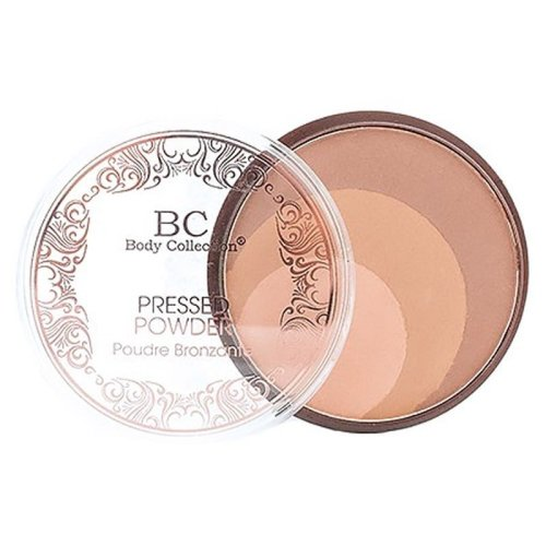 Body Collection Pressed Bronzing Powder
