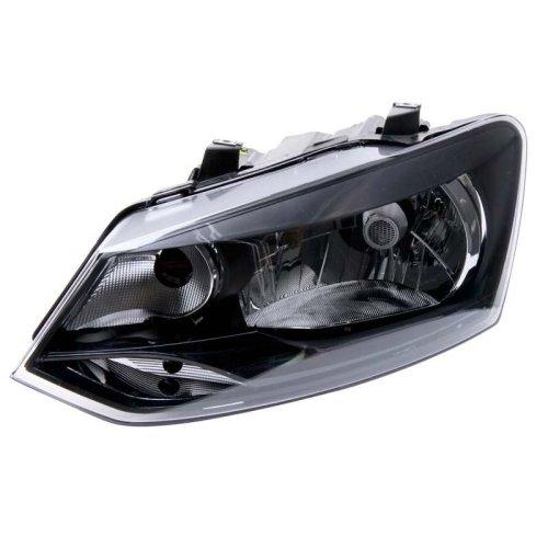 Volkswagen Polo 6r 2009-2014 Headlight Headlamp Passenger Side N/s