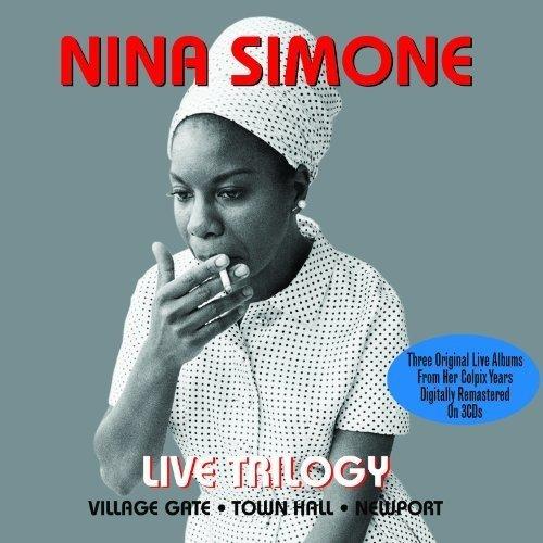 Nina Simone - Live Trilogy [CD]