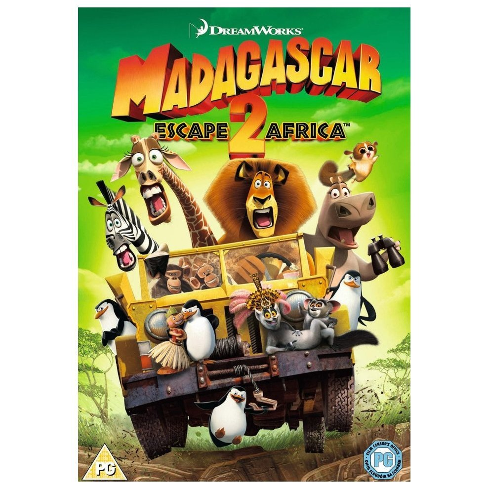 Madagascar Escape 2 Africa On Onbuy