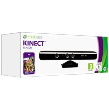 Official Xbox 360 Kinect Sensor with Kinect Adventures (Xbox 360) - Used