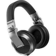 Pioneer DJ - HDJ-X7 Professional over-ear DJ Headphones, Silver