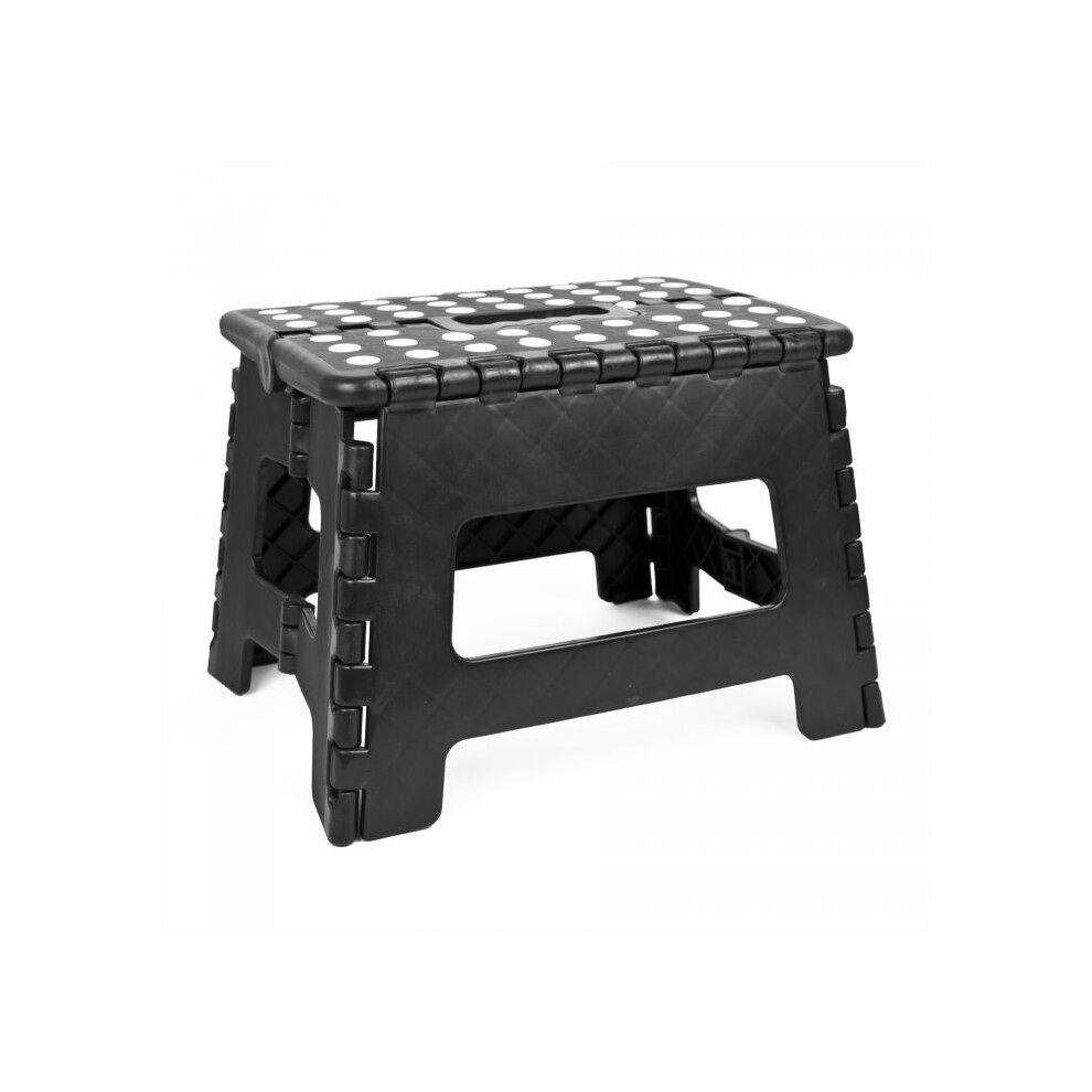 Small Folding Step Stool Home Kitchen Foldable Fold Up Stepstool On Onbuy
