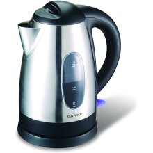 Kenwood Sjm250 Kettle Stainless Steel 1.7L 3000 Watts Wide Angled Spout