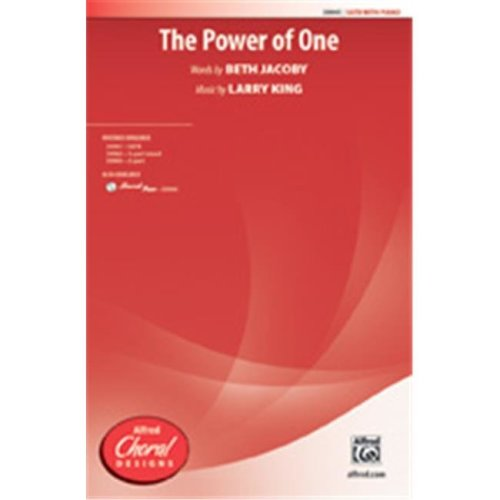 Alfred 00-39944 POWER OF ONE, THE-STRX CD
