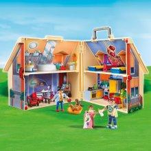 Playmobil Dollhouse Take Along Modern Doll House