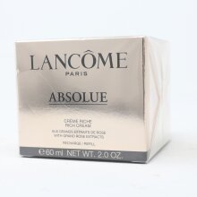 Lancome Absolue Rich Cream Refill  2oz/60ml New With Box