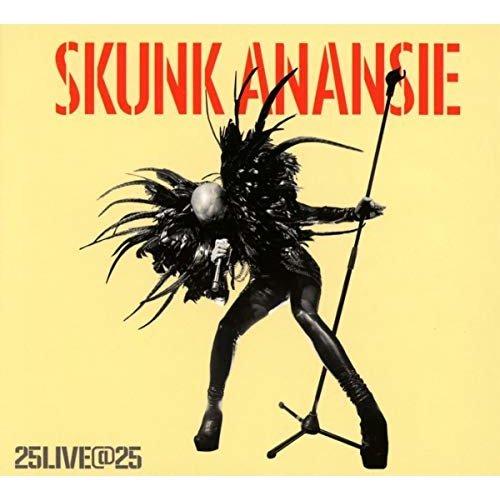 SKUNK ANANSIE - 25LIVE@25 [CD]