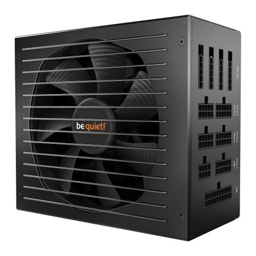 Be Quiet! 1000W Straight Power 11 PSU, Fully Modular, Fluid Dynamic Fan, Quad Rail, 80+ Platinum