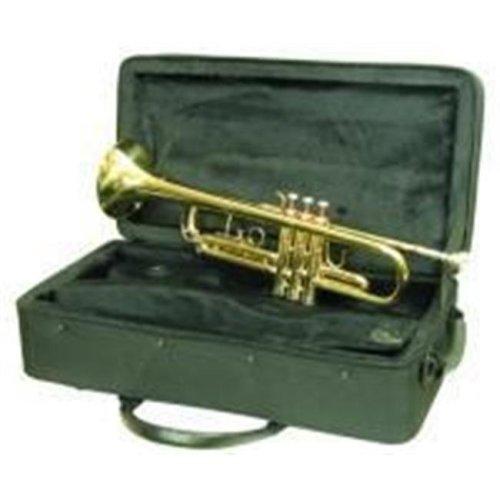Mirage M40151 Trumpet B Flat with Case - Brass