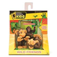 National Geographic - Wild Friends - Chimpanzee