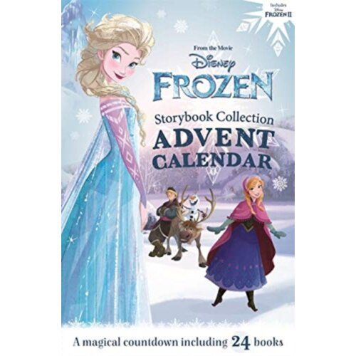 Disney Frozen Storybook Collection Advent Calendar by Igloo Books