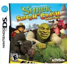 Shrek: Smash N Crash / Game - Used