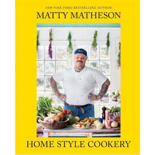 Home Style Cookery By Matty Matherson