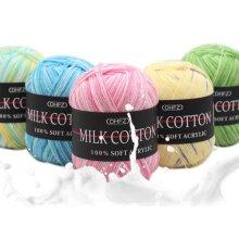 Soft Muiticolor Cotton Wool