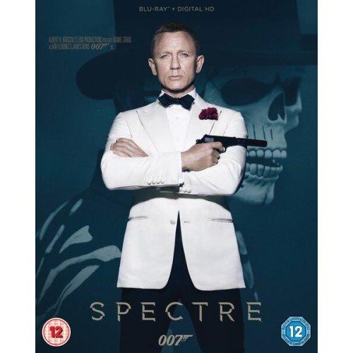 007 Bond - Spectre Blu-Ray [2016]