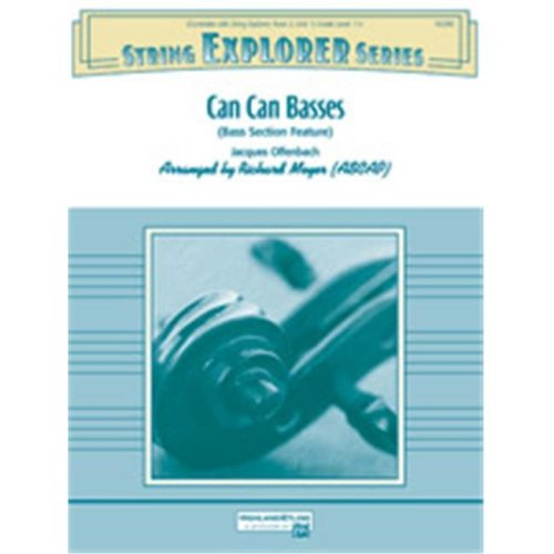 Alfred 00-38471 CAN CAN BASSES-HSE
