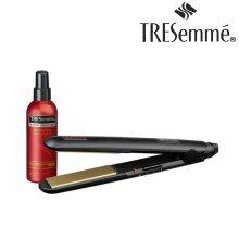 TRESemmé 2066KU Smooth Control 230 Hair Straightener With Keratin Spray 200ml - Used