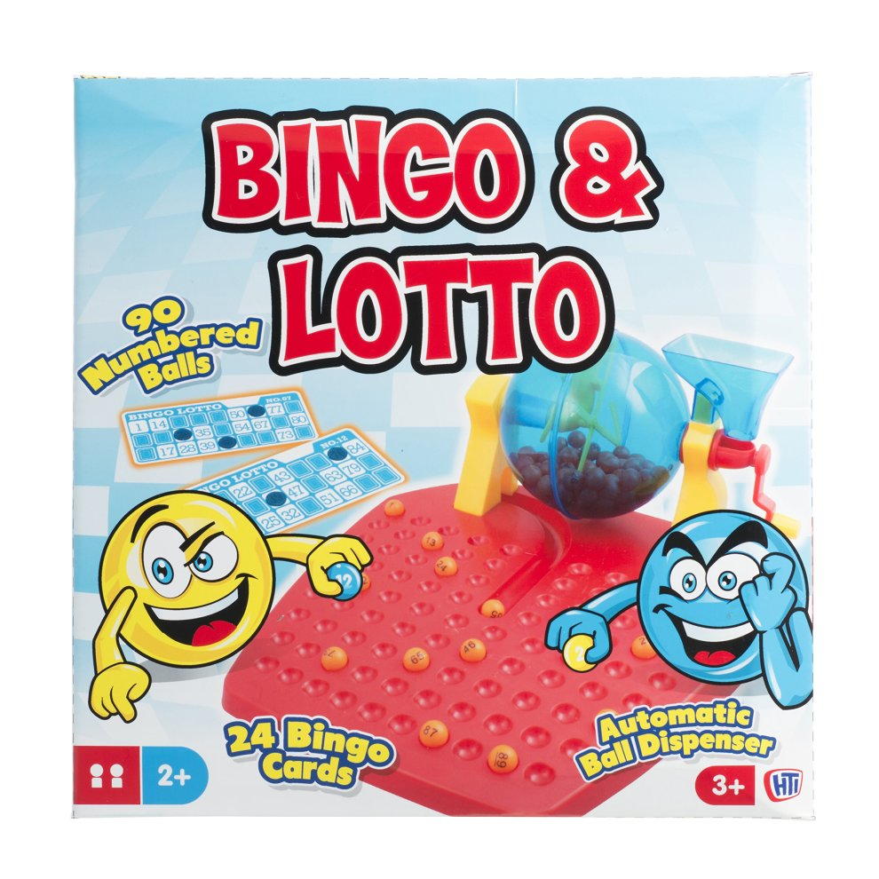 Traditional Games Bingo and Lotto
