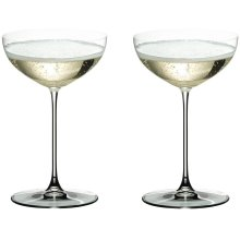 RIEDEL Veritas Moscato/Coupe/Martini Glass, Pack of 2