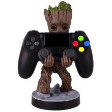 Cable Guys Marvel Infinity Saga Toddler Groot Controller and Smartphone Stand