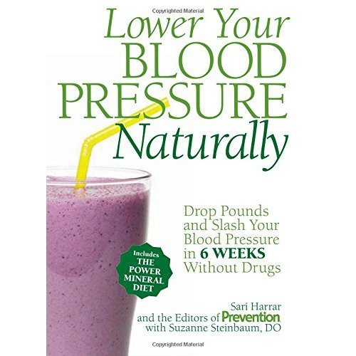 Lower Your Blood Pressure Naturally