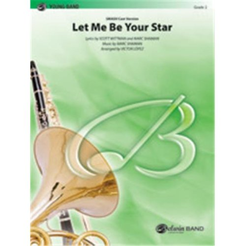 Alfred 00-38328 LET ME BE YOUR STAR-PYB 2 SET4D