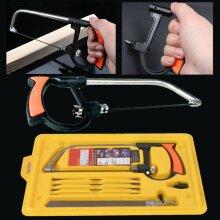 8 in 1 Magic-Saw Multi Purpose Hand Saw Mental Wood Glass Saw Kit Tool