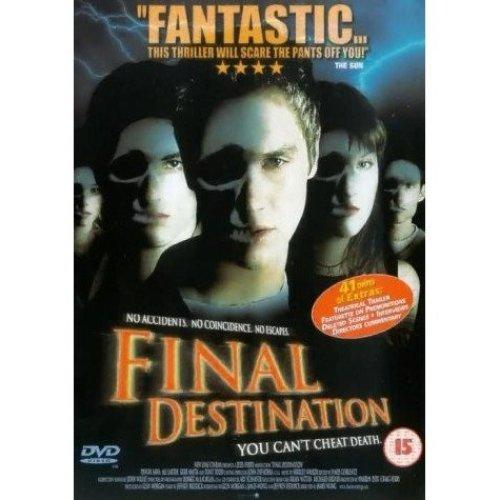 Final Destination [dvd] [2000] - Used