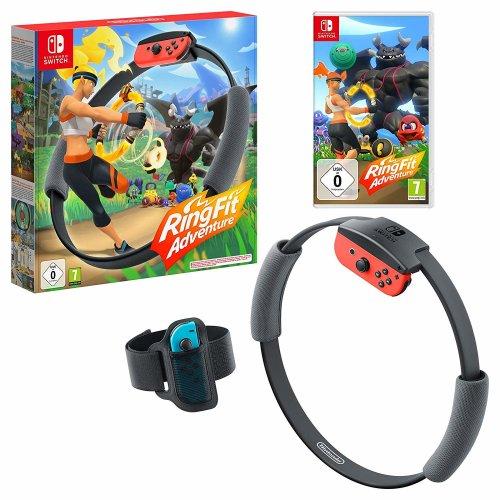 RingFit Adventure (Nintendo Switch)