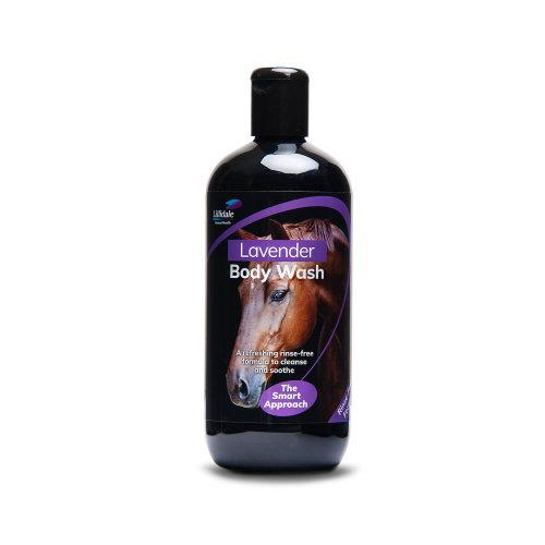 Lillidale Lavender Body Wash Rinse Free - 500 Ml [LLD0050]