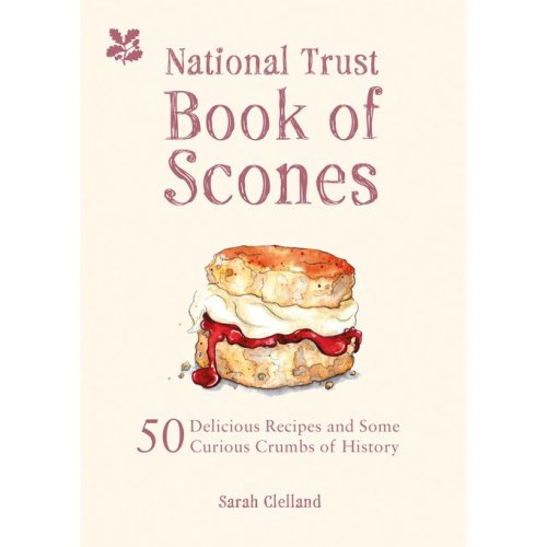The National Trust Book Of Scones - Sarah Clelland