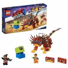 Lego 70827 The Lego Movie 2 Ultrakatty and Warrior Lucy